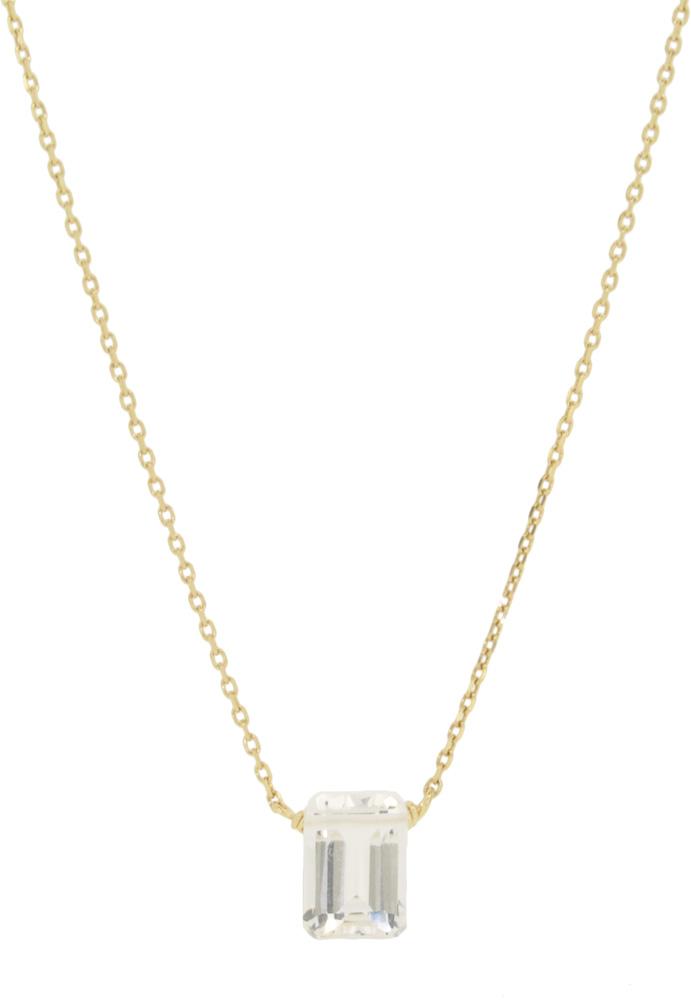 White Topaz<br>13W-210 Candy Necklace (S) 36+4cm ¥16,000+tax<br>13W-220 Candy Necklace (L) 39+3cm ¥19,000+tax