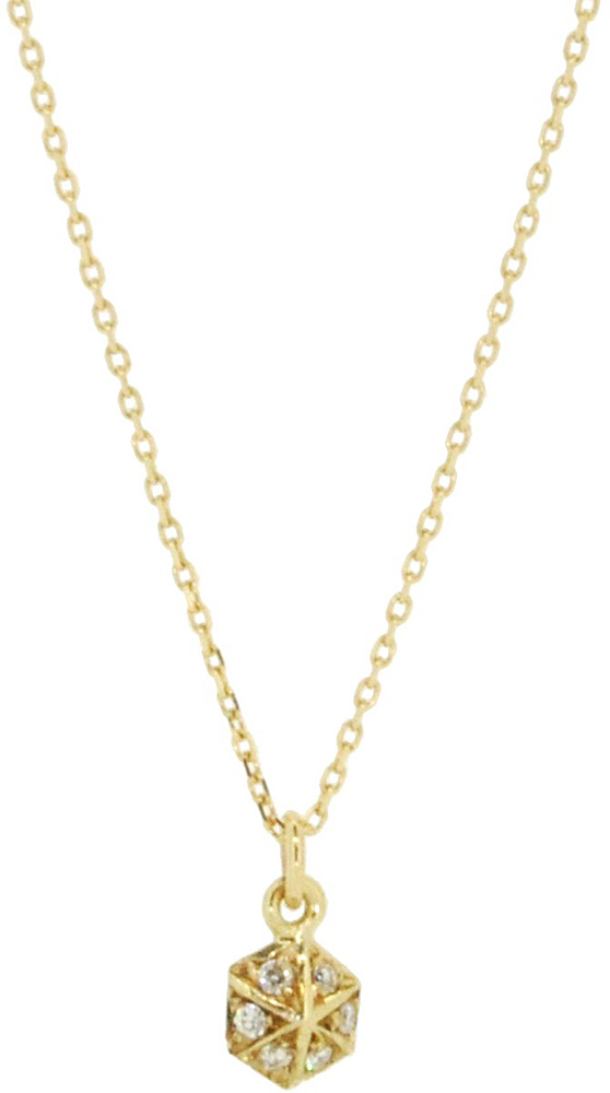 13W-506 Gletel Necklace Dia ¥22,000+tax