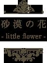 砂漠の花 -little flower-